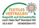 Zertifikate Textiles Vertrauen