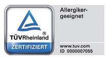 Zertifikate_Allergiker geeignet